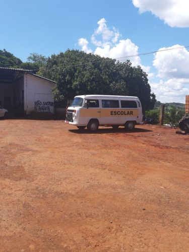 Vistoria  no Transporte Escolar Coletivo das empresas terceirizada.