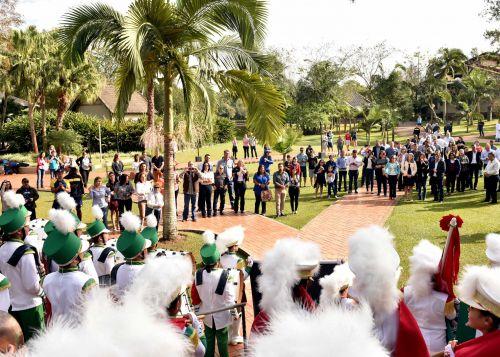 ESTREIA FANFARRA MUNICIPAL DE IRETAMA - FAMI