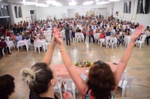COMEMORAÇÃO DA SEMAS envolve apresentações culturais, músicas, sorteio de brindes e um grande coquetel