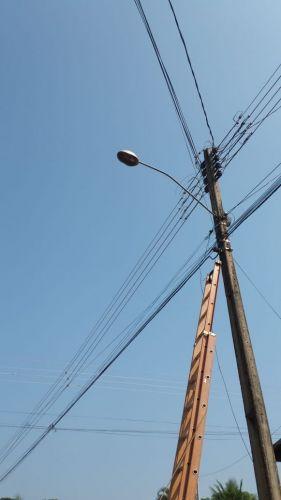 Equipes da Prefeitura recuperam mais de 2.500 pontos de iluminação pública em sete meses