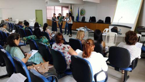 EVENTO reuniu dezenas de médicos e enfermeiros em capacitação de dois dias no fim de novembro