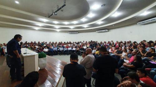Prefeitura e escritório de arquitetura Jaime Lerner apresentam projetos para Vilhena em auditório lotado