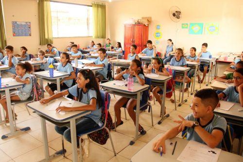 ESCOLAS municipais de Vilhena ofertam vagas para alunos da educação infantil e ensino fundamental
