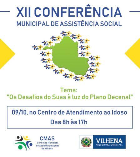 EVENTO vai debater melhorias no sistema de Assistência Social de Vilhena