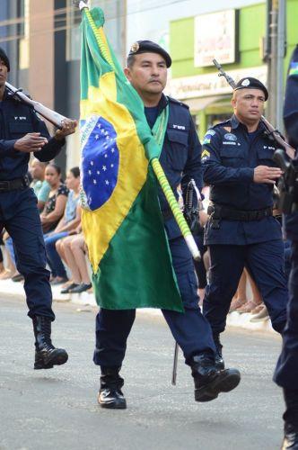 Veja fotos e vídeos: Desfile Cívico-Militar de 7 de Setembro em Vilhena reúne mais de 10 mil pessoas