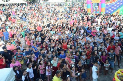 EVENTO reuniu 5 mil pessoas em 2018 e vai oferecer brindes e muita diversão neste dia 12