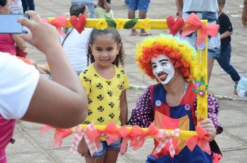 Festa do Dia das Crianças da Prefeitura acontece neste sábado na Praça dos Mensageiros