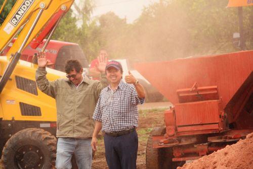 90 toneladas de calcário: Prefeitura atende produtores rurais de três associações em Vilhena