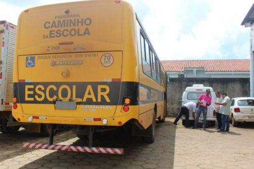 Semed emite aviso para contratação de transporte escolar: propostas podem ser recebidas até dia 18 de março