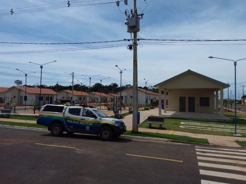 Semas registra boletim contra vândalos no Maria Moura e pede respeito ao patrimônio público