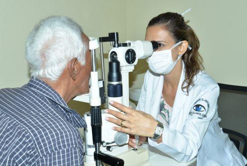 2ª etapa de cirurgias de catarata em Vilhena começa com exames clínicos pré-operatórios