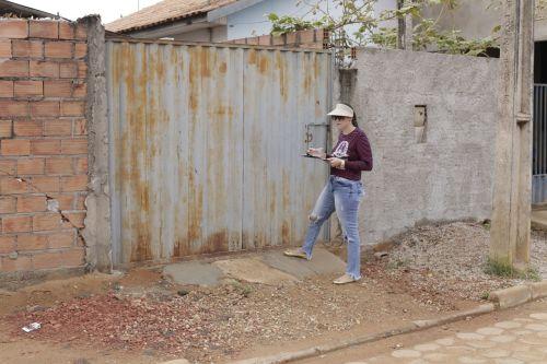 Semas faz alerta para moradores com casas irregulares nos residenciais Alvorada, Açaí e Conjunto União