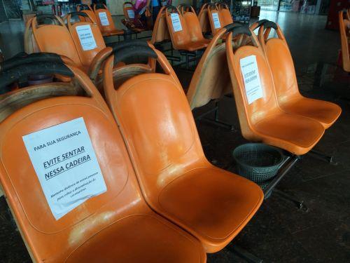 Aeroporto, rodoviária e Posto Fiscal monitorados em Vilhena: Prefeitura, Estado e União juntam esforços contra o coronavírus