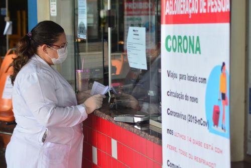 COMBATE AO CORONAVÍRUS envolve fiscalização de fronteiras do município e ?portões? de entrada de viajantes