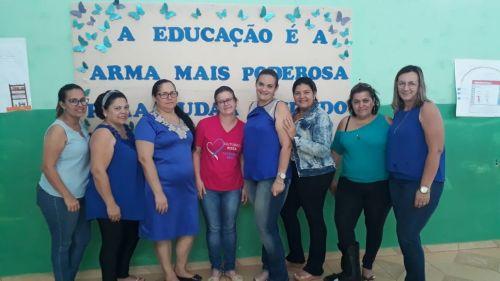Novembro Azul: postinhos e escolas realizam campanha para prevenção do câncer de próstata