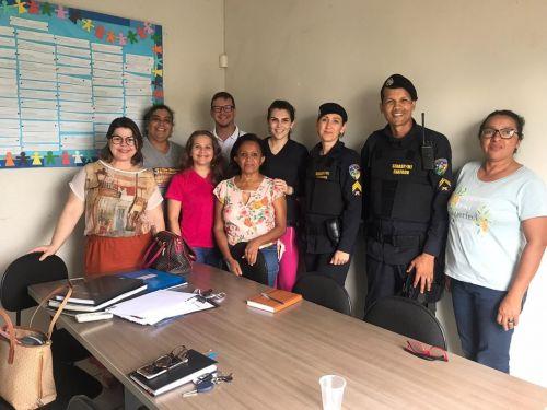 CAMPANHA revela ações da Prefeitura em prol da defesa da mulher e orienta públicos feminino e masculino sobre a lei Maria da Penha