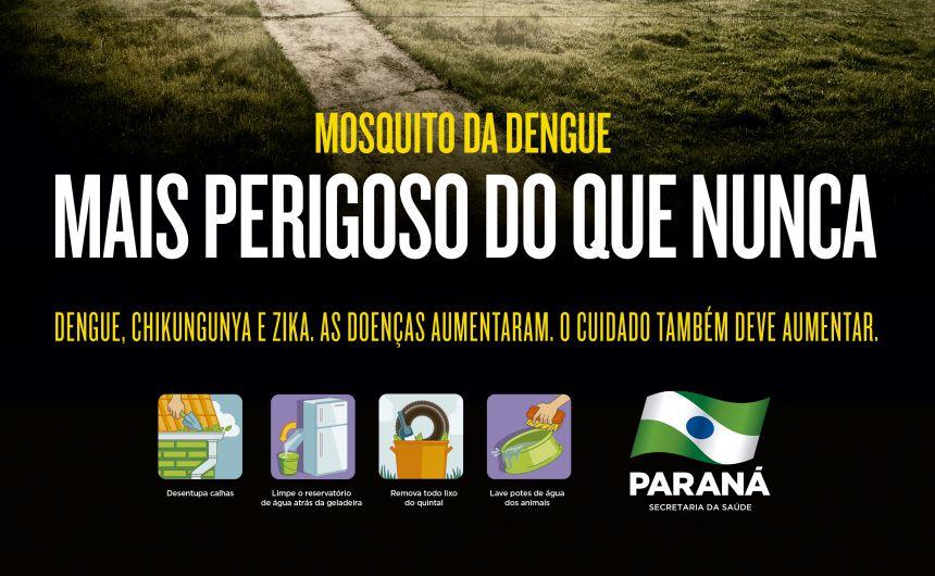 Blitz contra a Dengue nesta sexta