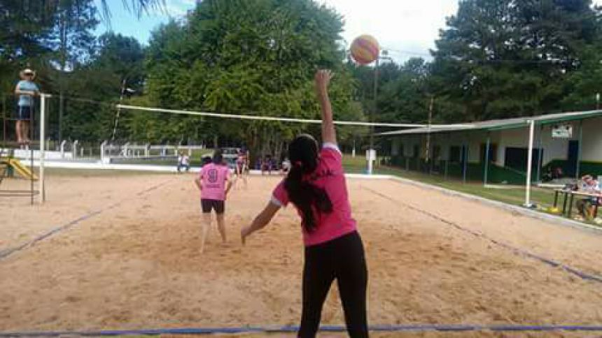 Torneio de vôlei de areia