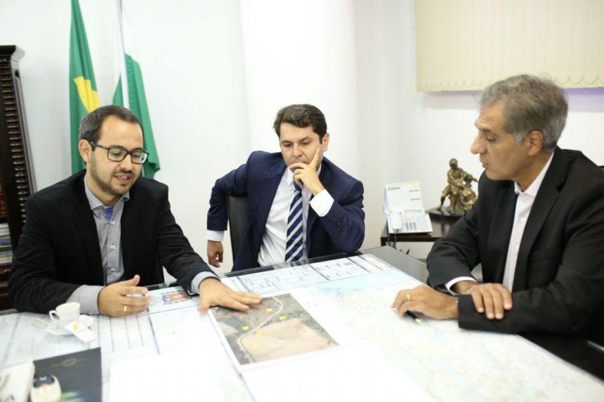 Asfalto da Ibema terá inicio em 2018