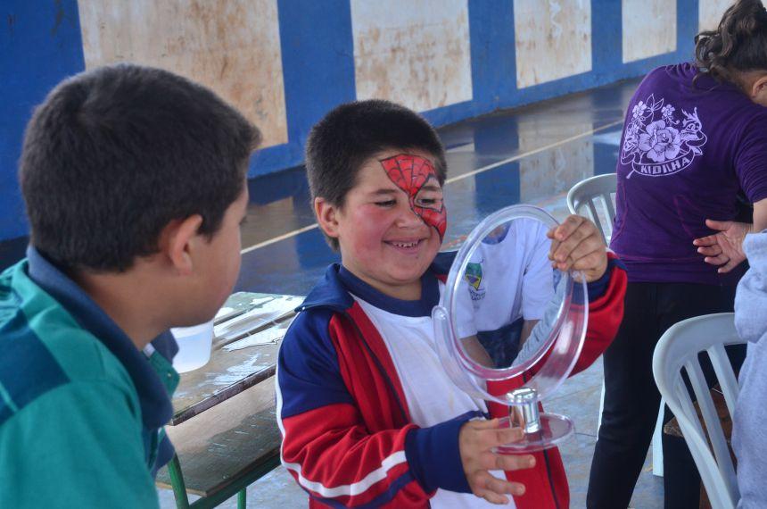 Dia das crianças no CRAS