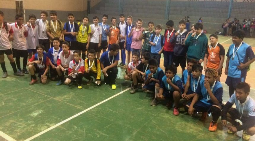 64º Jogos Escolares do Paraná -  Fase Municipal