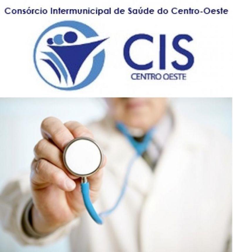 Credenciamento de pessoas da área de saúde no CIS
