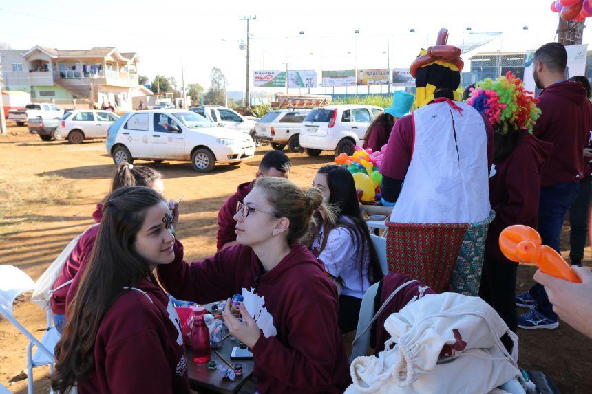Dia nos bairros  - Vila Jaime