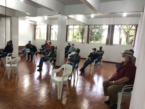 Reunião do Conselho Municipal de Desenvolvimento Rural (CMDR)