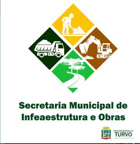 Programação da Secretaria de Infraestrutura e Obras