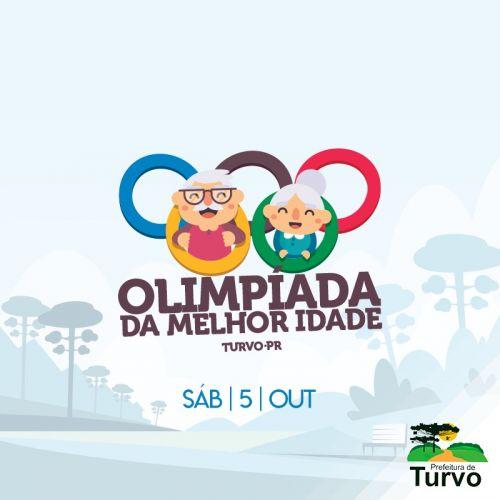 Olimpíada da Melhor Idade é neste sábado