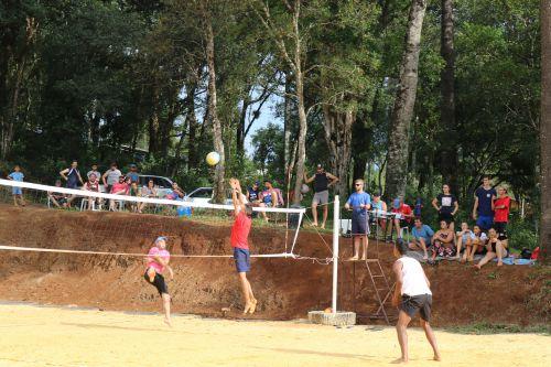 Resultado do Torneio Municipal de Volêi de Areia