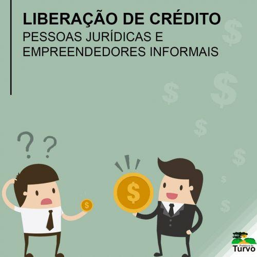 Liberação de Crédito para empreendedores e pessoas jurídicas, saiba mais