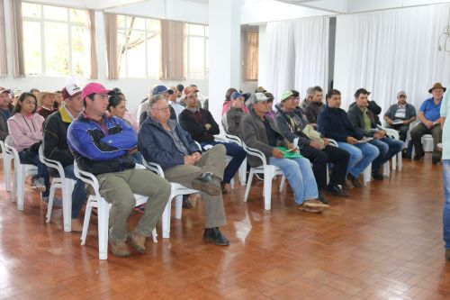 Reunião do Conselho Municipal de Desenvolvimento Rural