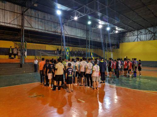 Abertura da II edição da Copa Menores