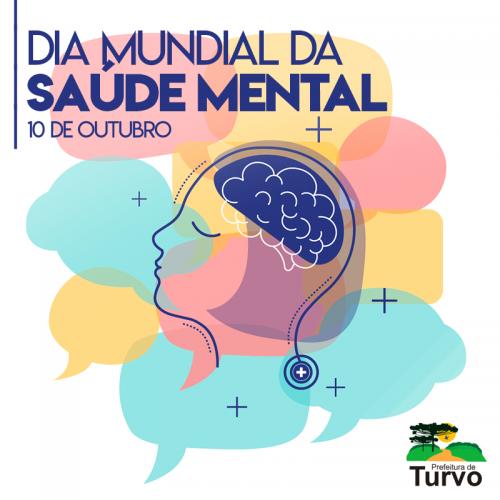 10 de Outubro é o Dia Mundial da Saúde Mental