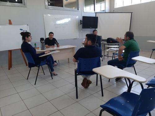 Reunião técnica na Sala do Empreendedor discute Leis de Micro e Pequenas Empresas de Turvo