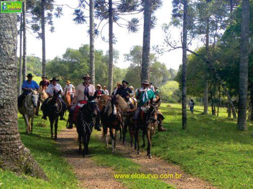 Cavalgada agora é evento oficial do Município