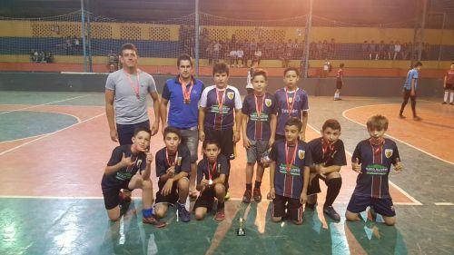 Resultados da Copa de Futsal para Menores