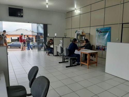11 NOVAS VAGAS NA AGÊNCIA DO TRABALHADOR