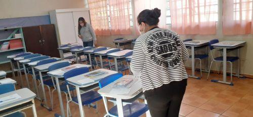 Secretaria de Educação, Cultura e Esportes dá apoio às famílias e alunos em período de isolamento social