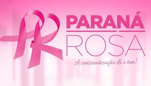 Domingo (20) o Governo do Estado promove ação do Paraná Rosa em Turvo