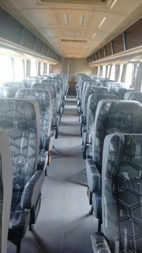 Reforma de ônibus escolar