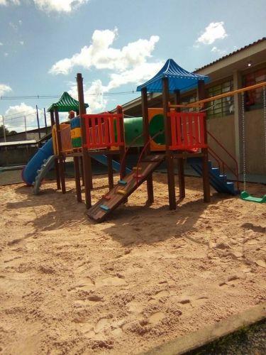 Playground no Elias Abraão