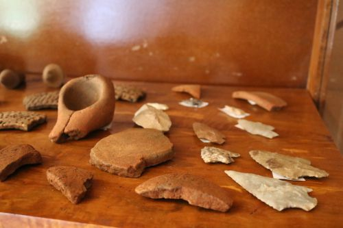 Sítio Arqueológico no Faxinal da Boa Vista
