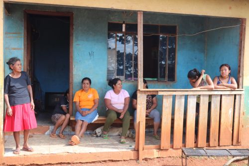 Projeto Turvo Rural visita Aldeia Indígena Kaigang