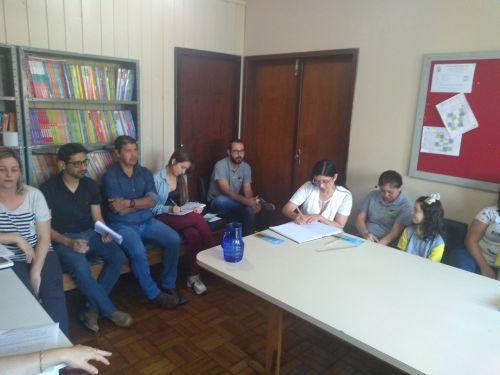 Alunos da Escola Frida participam de projeto sobre conscientização ambiental, promovido pela Prefeitura Municipal