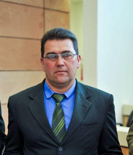 Eraldo Mattos de Oliveira - Presidente