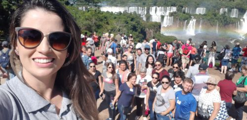 Vencedores da Olimpíada do idoso de Turvo ganham viagem a Foz do Iguaçu