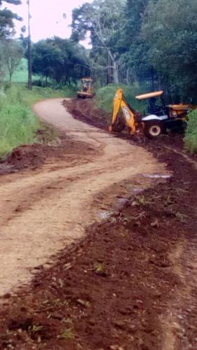 Recuperação de 32 km estradas
