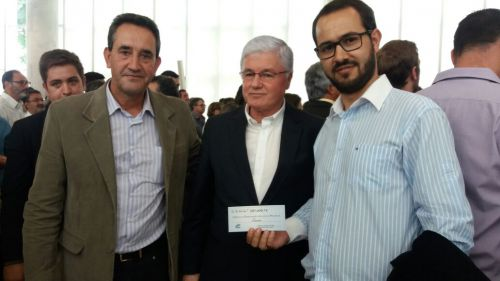 Município recebe ICMS cota extra do governo estadual